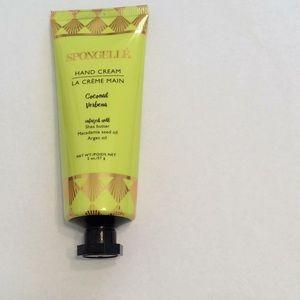Spongelle Coconut Verbena Hand Cream